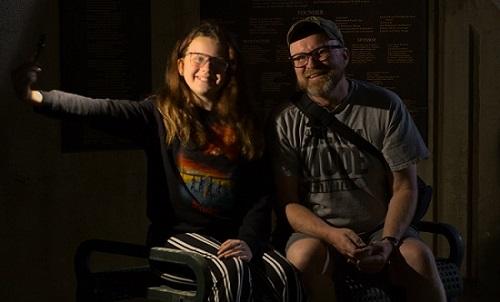 Daddy Daughter Night @Weber