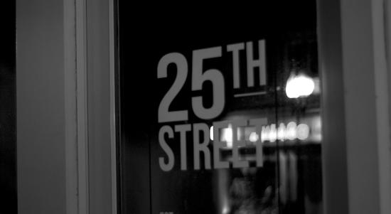 Walkin' 25th Street