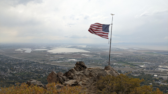 Flag Rock Trail – Long and Difficult Work